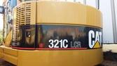 CAT 321C LCR