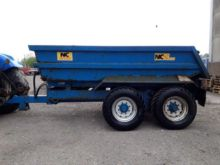 Used Nc Dump Trailers for sale  Chevrolet equipment & more | Machinio