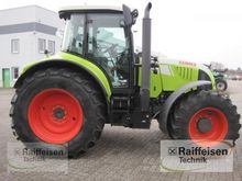 2008 CLAAS Arion 640 Cebis