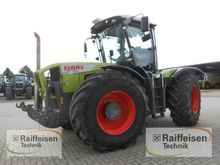 2008 CLAAS Xerion 3800 Trac