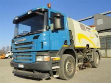 2007 SCANIA P 230 BUCHER