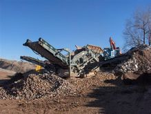 2005 POWERSCREEN WARRIOR 1400