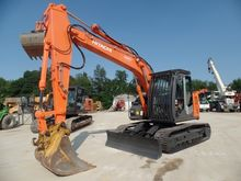 2013 HITACHI ZX135US-3