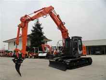 Used 2012 HITACHI ZX