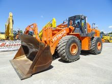 Used 2009 HITACHI ZW