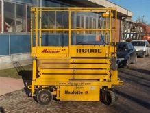 2000 HAULOTTE H800E