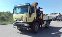 2013 IVECO EUROCARGO 150E28  4x