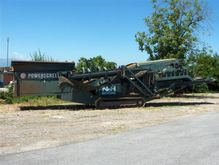 Used 2004 POWERSCREE