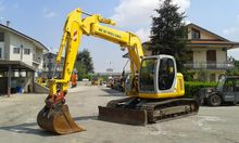 2007 NEW HOLLAND - KOBELCO E135