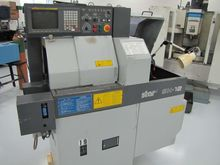 STAR MODEL SH-12 SWISS TYPE CNC