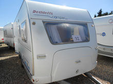 1999 Dethleffs Camper 460