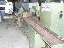 WEINIG - Moulder 4 toolholders