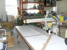 DEWALT - radial arm saw used ty