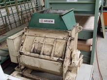 SEGEM - Knife Mill Type 880/2 -
