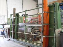 Press glazing used POLZER - Typ