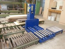 hydraulic lift table used - cap