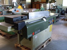 jointer SCM Used - Type F410 -