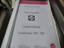 Planer HOFFMANN H + K QUADROPLA