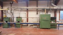 saw Used SCM size - Type SI 320
