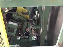 WEIMA briquette press used - Ty