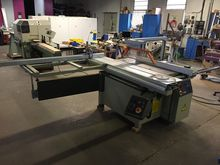 Tenoning machine MECHANOBOIS -