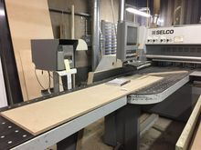 ELCON vertical panel saw - type