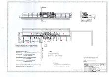 SCM used edge banding machine -