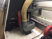 ELUMATEC dual chain saw used ta