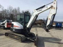 2012 Bobcat E45 (Long Arm Optio