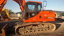 2014 Doosan Construction DX180L