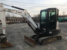 2013 Bobcat E32 (Long Arm Optio