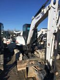 2015 Bobcat E50 T4 Long Arm