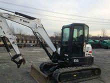 2014 Bobcat E55 T4