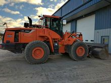 2015 Doosan Construction DL350-