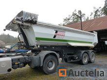 LECITRAILER SR2E Semi trailer T