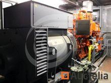 1994 Co-generator Gas Leroy Som