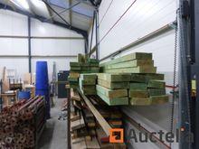 Fir beams and Various woods