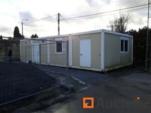 4 Office Containers ( 1 unit)