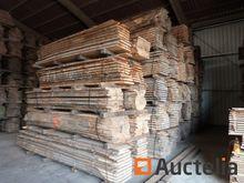 Beech timber - 40 mm - Length 3