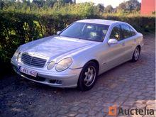 2002 Mercedes E220 CDI