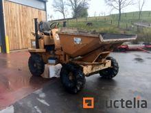 Thwaites dumper 2m3, 4WD, 2T, g