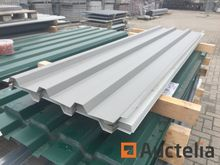 34 Metal Roof and Façade panels