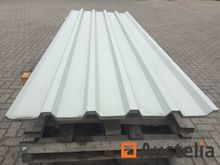 35 Metal roof and facade panels