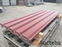 33 Metal roof and facade panels