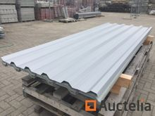 41 Metal roof and facade panels