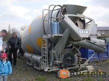 2006 Concrete mixer Cifa (2006)