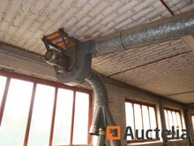Fans and suction hoses