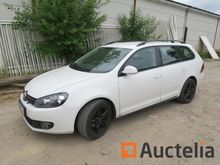 2010 Volkswagen Golf Break TDI
