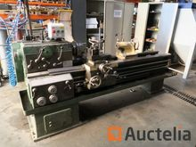 Demoor Horizontal Lathe