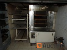 1979 Tibiletti bakery oven and